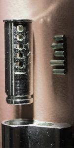 Schließzylinder nach Öffnung durch Schlüsselnotdienst